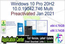 Windows 10 X64 1809 Pro VL ESD en-US JAN 2021 {Gen2}