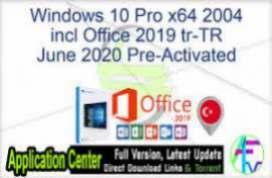 Windows 10 Pro X86 19H1 incl Office 2019 en-US JUNE 2019 {Gen2}
