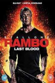 Rambo Last Blood 2019